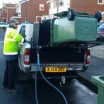 Green Wheelie Bin Cleaning 1