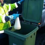 Green Wheelie Bin Cleaning 3