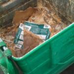 Green Wheelie Bin Cleaning 4